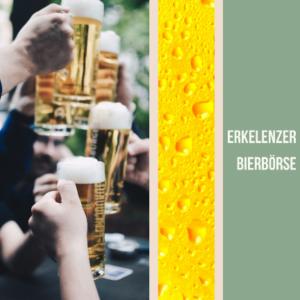 3. Erkelenzer Bierbörse │ 5. – 7. Juli 2019