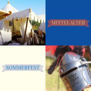 Mittelalter-Sommerfest│13. – 14. Juli 2019