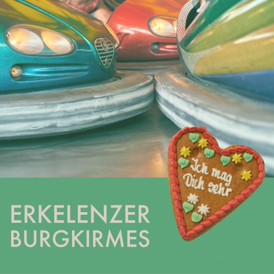 Burgkirmes │ 6. – 9. Sept. 2019