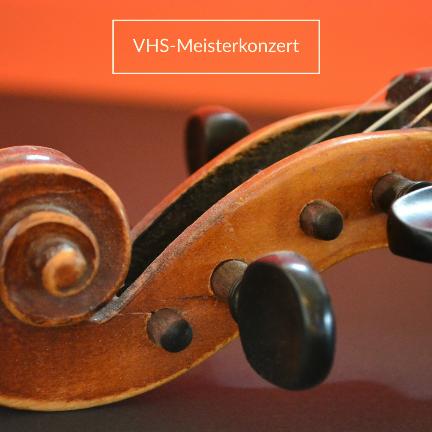 1. VHS-Meisterkonzert
